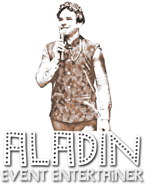 No 1 Mmagician & MC in India Aladin besed in Cochin Kochi Kerala
