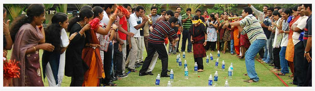 Game master Party games team building  MC Emcee Cochin Kochi Kerala India