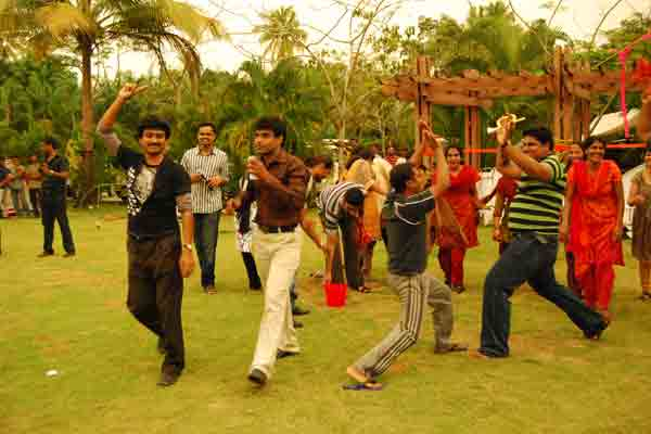 out door games Kochi