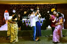 Party games hosted  for couples by Aladin Avaialble in Cochin and any part of Kerala