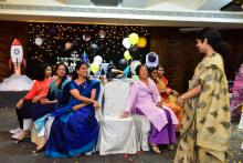 Party games hosted  for ladies by Aladin Avaialble in Cochin and any part of Kerala