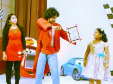 Interactive Kids Comedy Magic Show of Aladin Cochin Kerala
