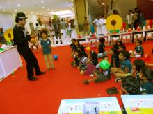 nteractive Kids Comedy Magic Show of Aladin